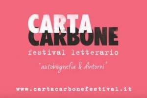 carta carbone festival letterario