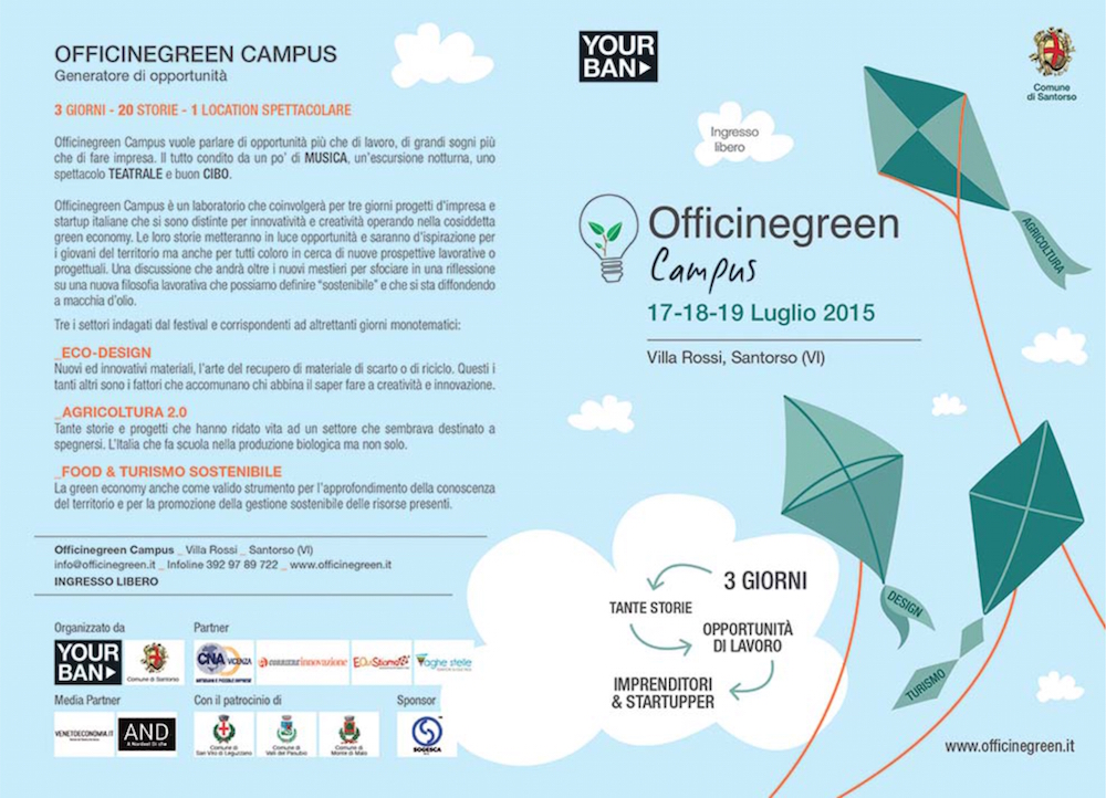 Officine green _ programma 2
