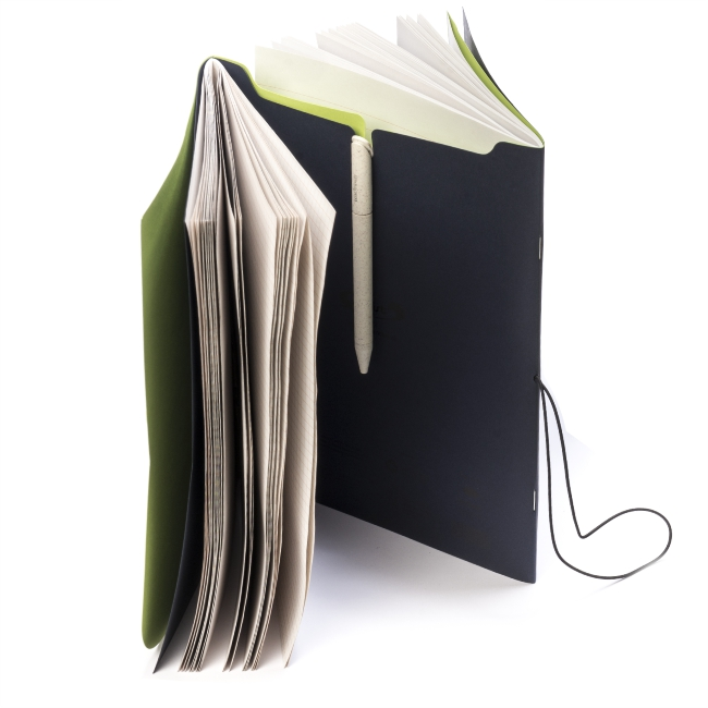 Arbos twist, eco, design, carta riciclata, recycled paper