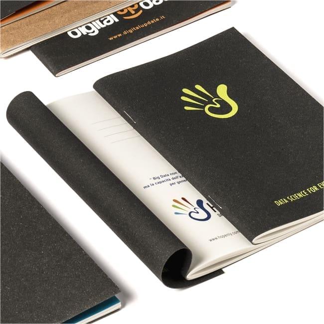 Arbos, cuoio riciclato, quaderni, notebooks