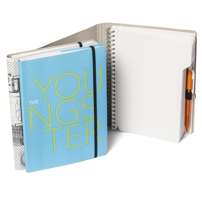 Arbos notebooks made with recycled paper