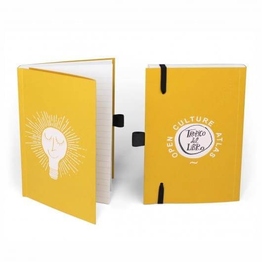 Arbos - Tropico del Libro - Taccuino delle idee elastiche