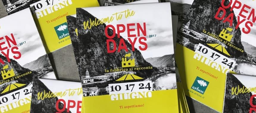 slider open days