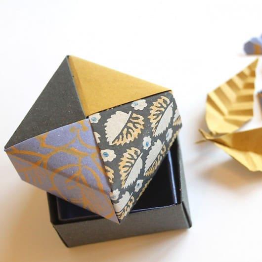 Arbos, origami
