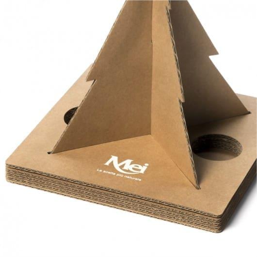 Arbos realizza oggetti di design con cartone riciclato