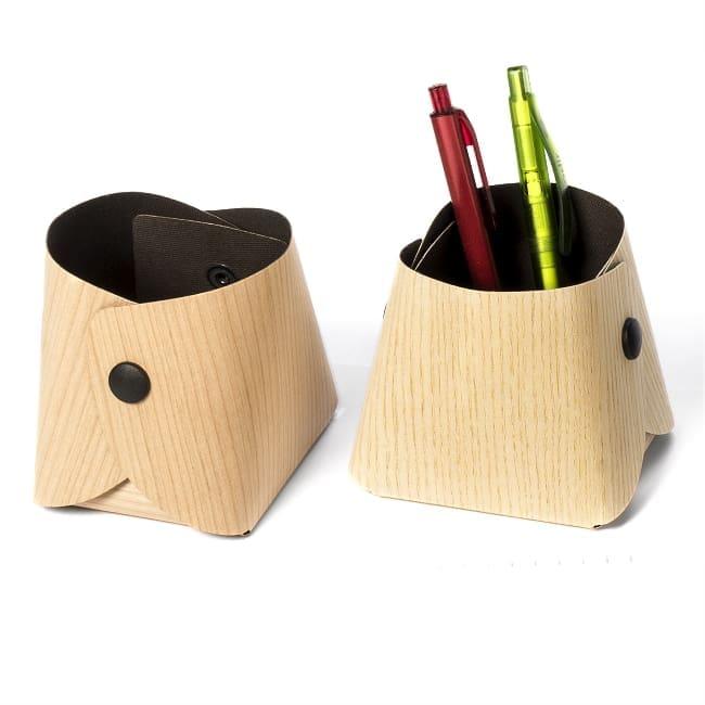 Arbos oggetti promozionali legno riciclato