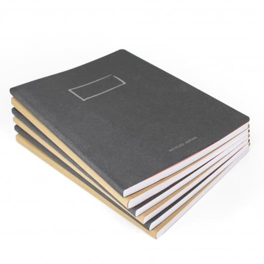 Quaderni Arbos in cuoio riciclato